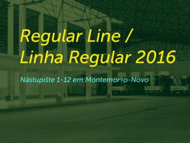 regular lines