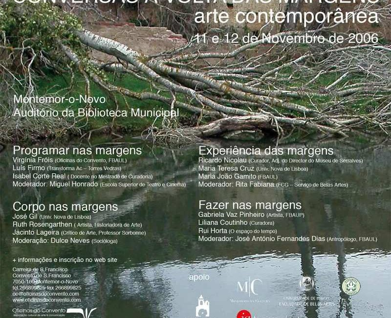 cartaz Margens