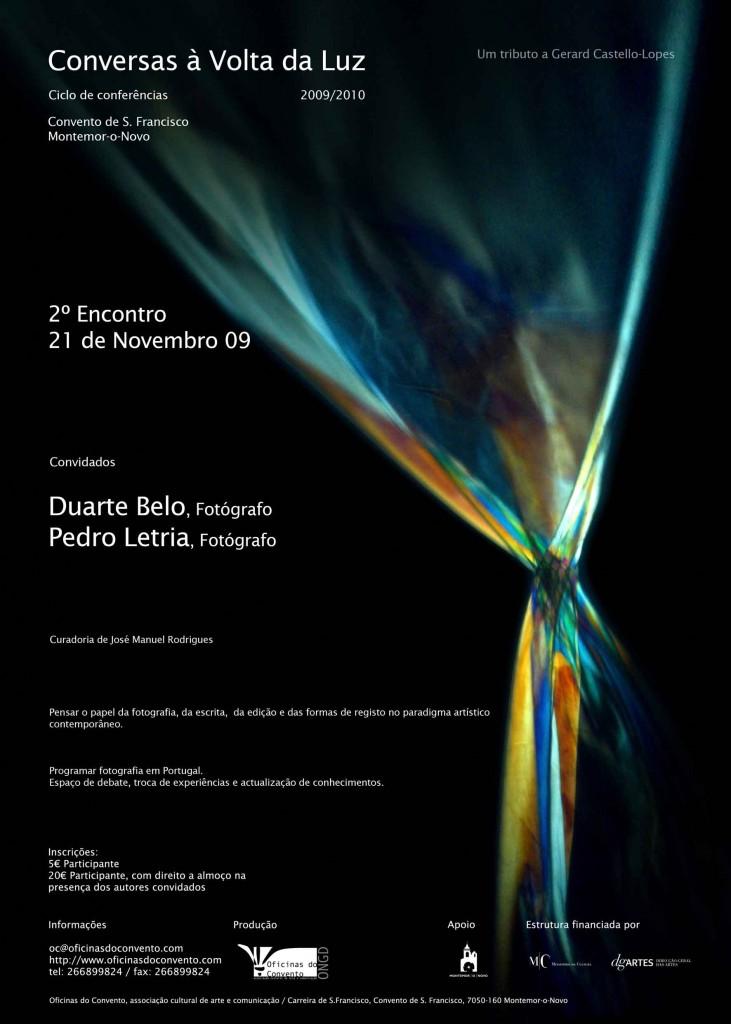 2Conversas Volta da Luz 2009
