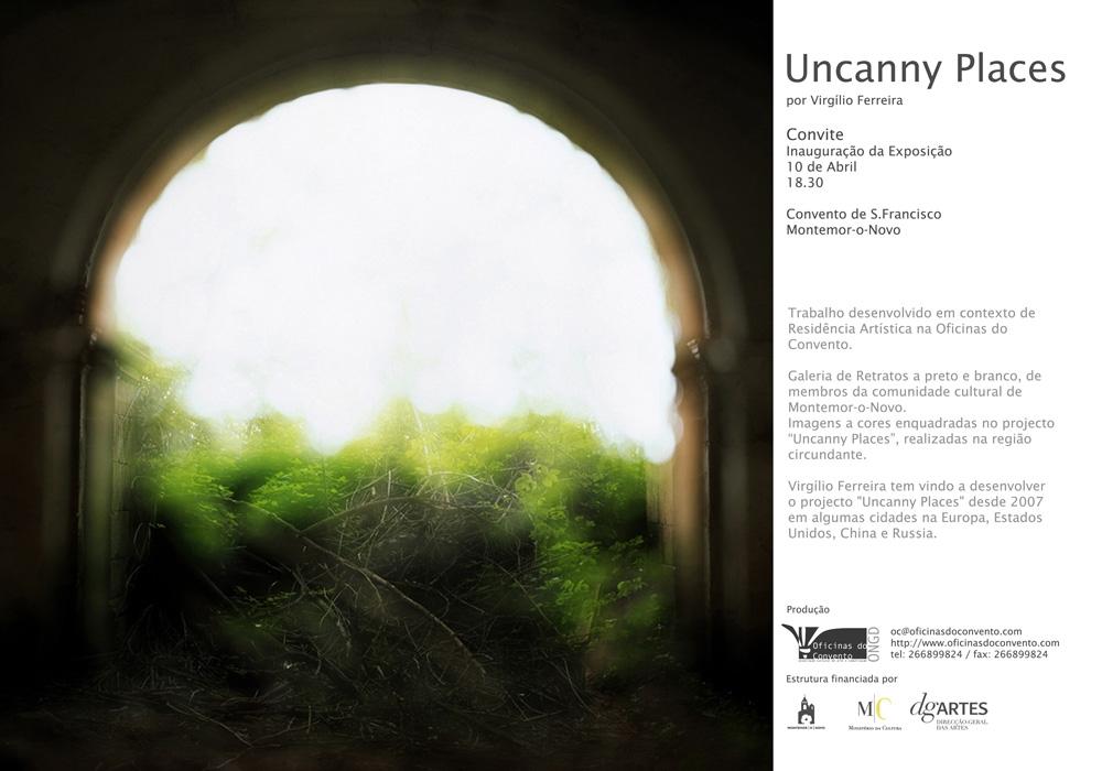 Uncanny-Places