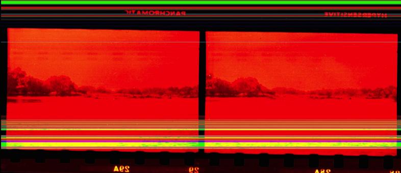 Uma paisagem vermelha