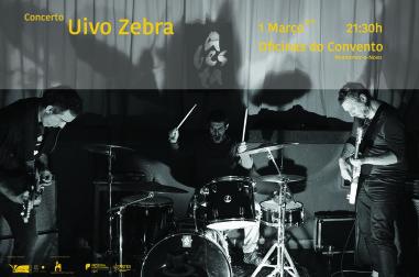 cartaz uivo zebra