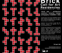 cartaz brick
